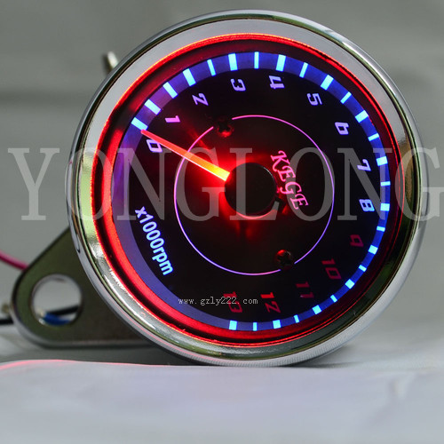 Universal RPM LED Odometer